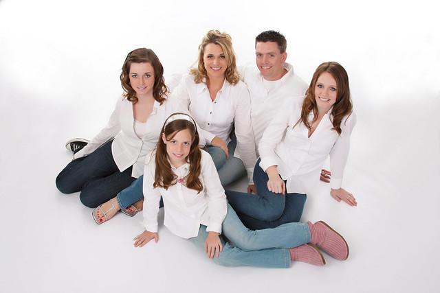 Studio Family Portrait...