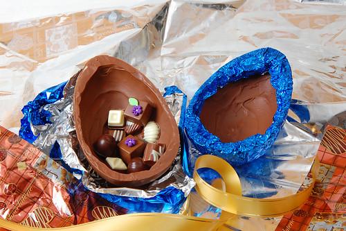 Ovo de Páscoa - Easter Egg