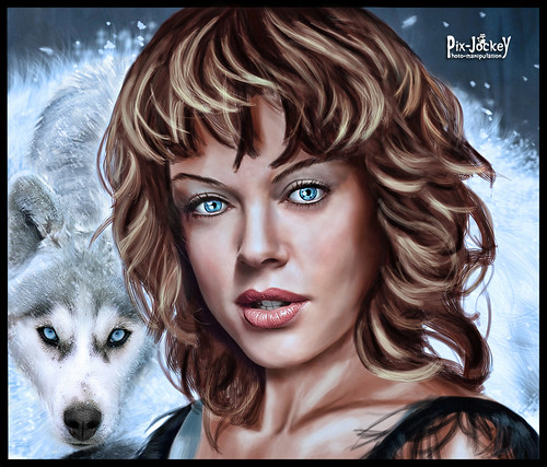 BEAUTY with WOLF