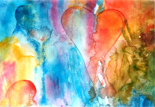 Art:watercolour:..it's never too late...
