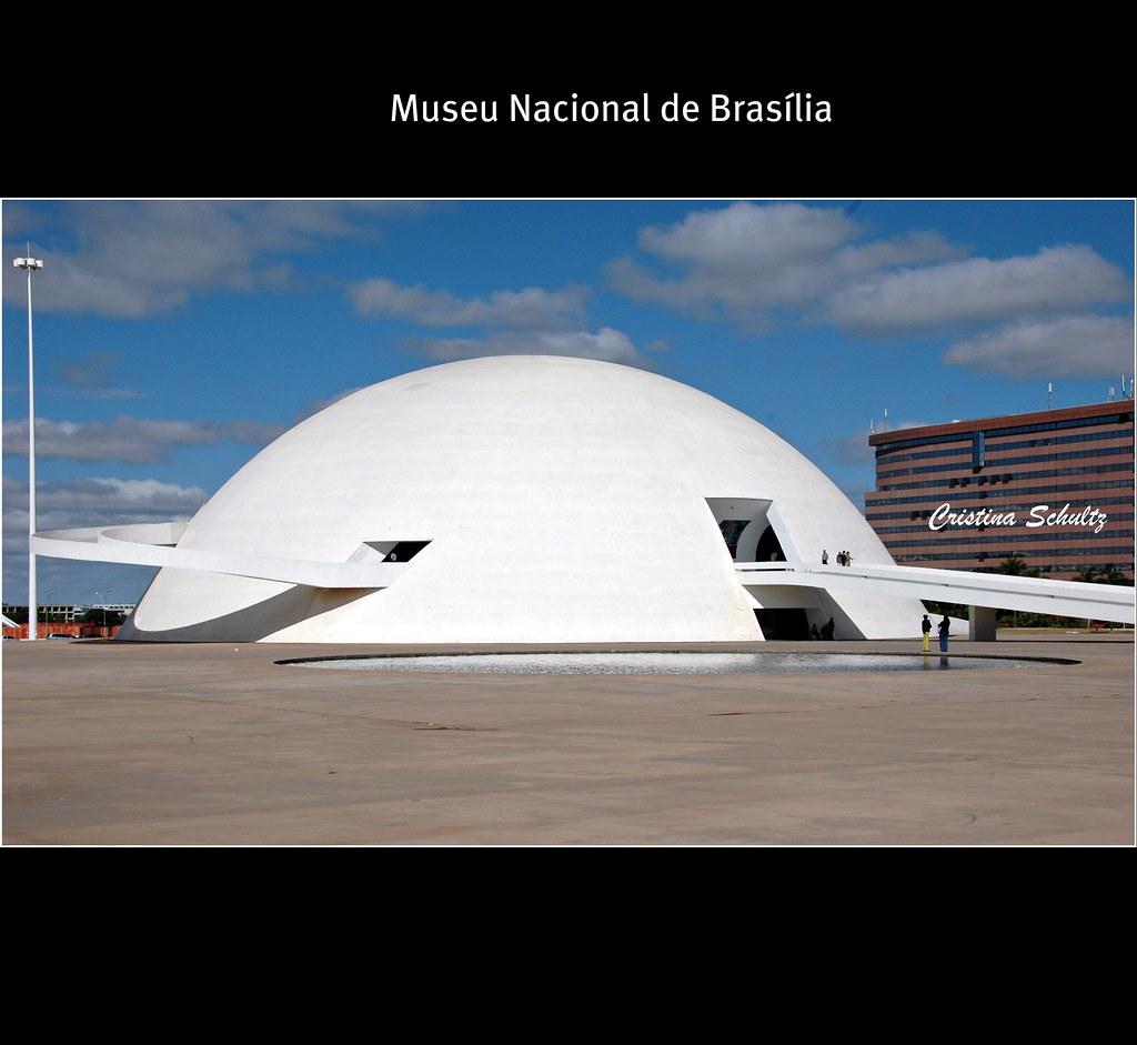 2a8379cb4 ... MUSEU NACIONAL DA REPÚBLICA - BRASÍLIA - BRASIL | by Cristina Schultz