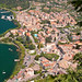Small photo of Garda Town from La Rocca