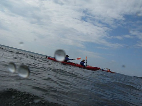 Lake Superior kayak trek, July 22-26