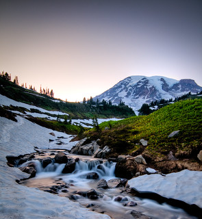 Mount Rainier - Edith Creek