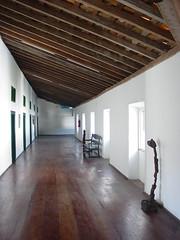 Interior of Pousada do Convento do Carmo - Cachoeira - Bahia - Brazil