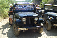 automobile, automotive exterior, vehicle, jeep cj, jeep, off-road vehicle, bumper, jeep dj, land vehicle, motor vehicle,