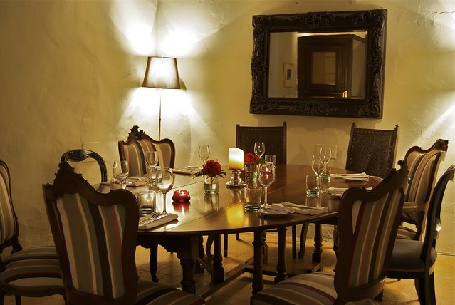 best private dining room