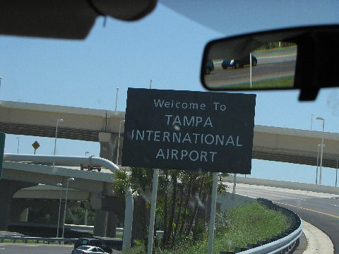 Thrifty car rental tampa florida airport