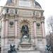 Paris - Place Saint-Michel - 04/01/2009
