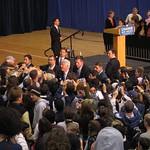 Bill Clinton at Penn State