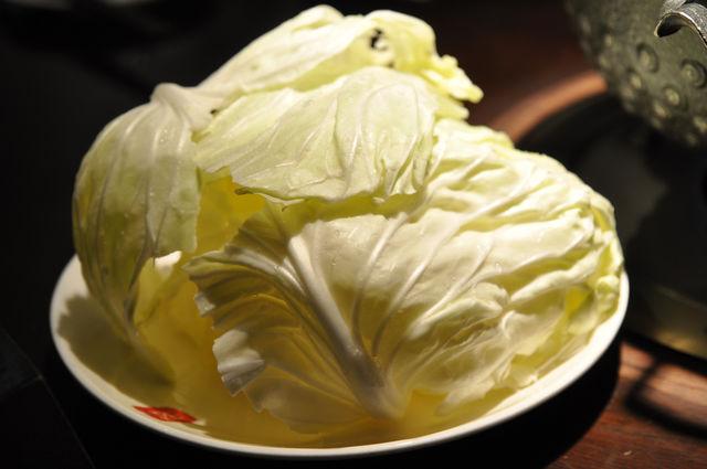 鼎王台北店-高麗菜