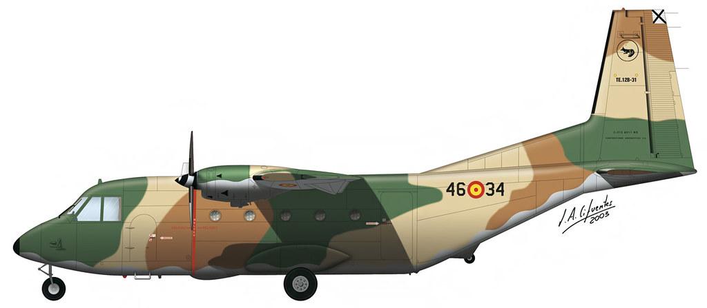 CASA C-212 461 EdA