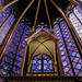 La Sainte-Chapelle, Chapelle haute, Paris, France 2009 by Baloulumix
