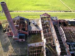 Strawboard factory 'Toekomst' - Scheemda, Netherlands