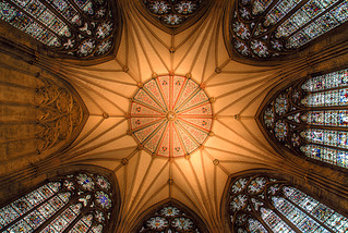 Chapter House Ceiling, York Minster