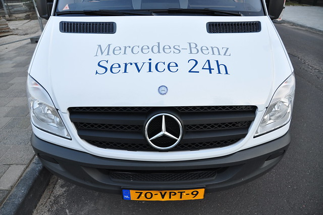 Mercedes benz 24h service flickr photo sharing for Mercedes benz service promotional code