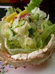 salad, vegetable, food, dish, cuisine, caesar salad,