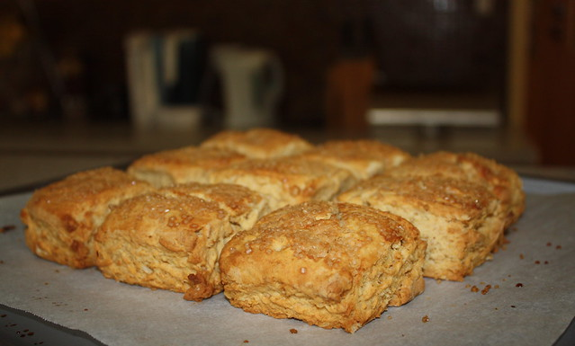 Maple Syrup Scones | Flickr - Photo Sharing!