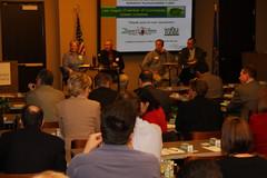 2-24-09 Green Kickoff: Sustainability Cafe