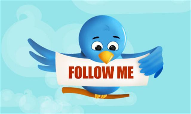 TwitterBirdFollowMe