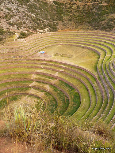 Terraces of moray en per travel culture history news for What does terrace farming mean
