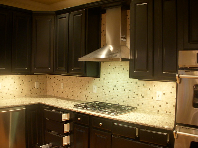 Black Distressed Kitchen Cabinets Flickr Photo Sharing