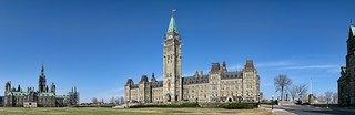 What a sunny day in Ottawa...
