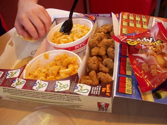 Popcorn Chicken Kids Style : Flickr - Photo Sharing!