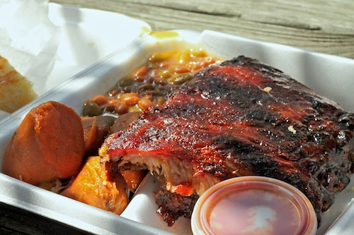 corolla light: best bbq, or THE BEST bbq?