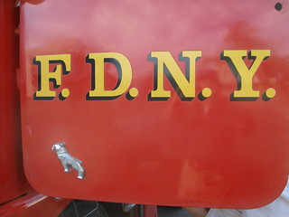 FDNY Mack Super Pumper - 1965