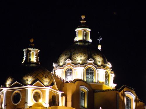 P9220020 Recorrido Nocturno Iglesia de los Remedios Cholula., Puebla por LAE Manuel Vela