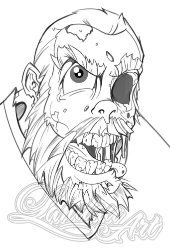 Black ops zombies coloring pages pictures to pin on for Black ops coloring pages