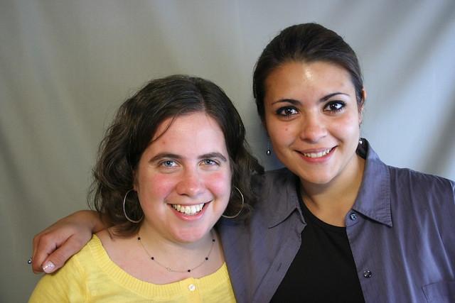 Four Pairs of Interfaith Fellows: Malka + Aziza Nancy Rosenbaum, associate producer