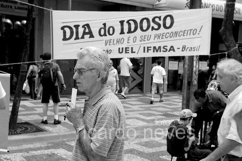Dia do Idoso 1 by Ricardo Neves Londrina