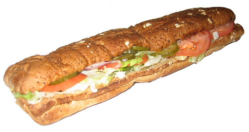 Subway Buffalo Chicken