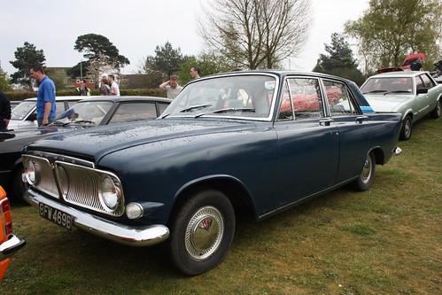 1964 Ford Zephyr 6 Mk III