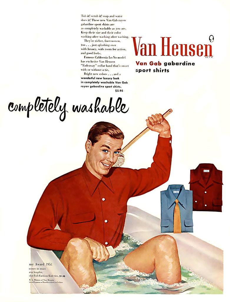1951 ... rubadubdub!
