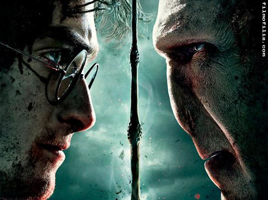 HARRY POTTER AND DEATHLY HALLOWS 2