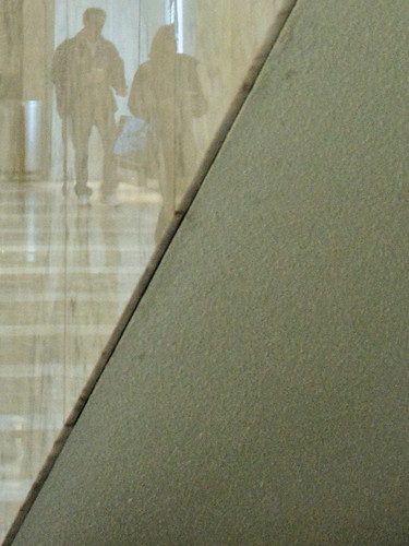 Marble, escalator, lines - FCP, Toronto