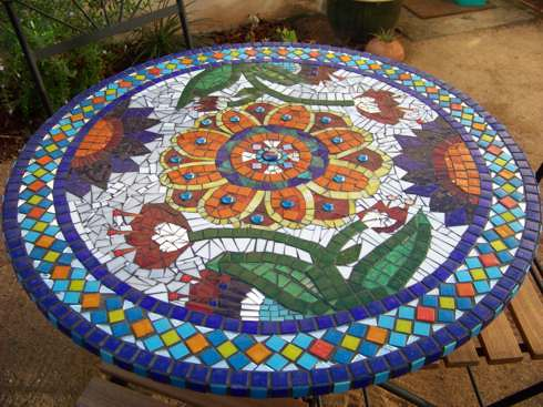 Talented Mosaic Artists A Gallery On Flickr