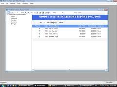 30 - InventoryBySubCategoryReport