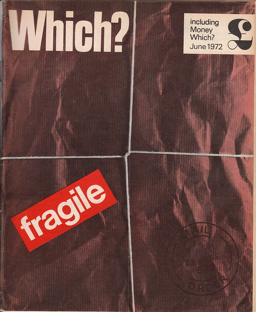 Which? Magazine June 1972