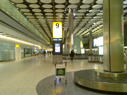 London Heathrow Airport T5