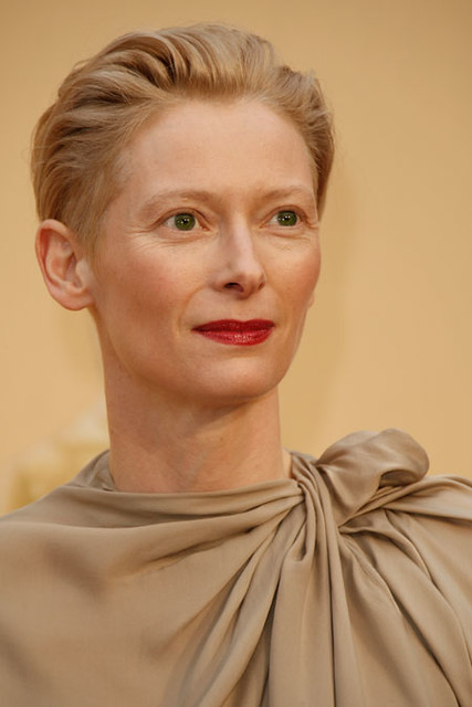2009 Academy Awards: Tilda Swinton