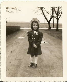 Evelyn, Easter 1944