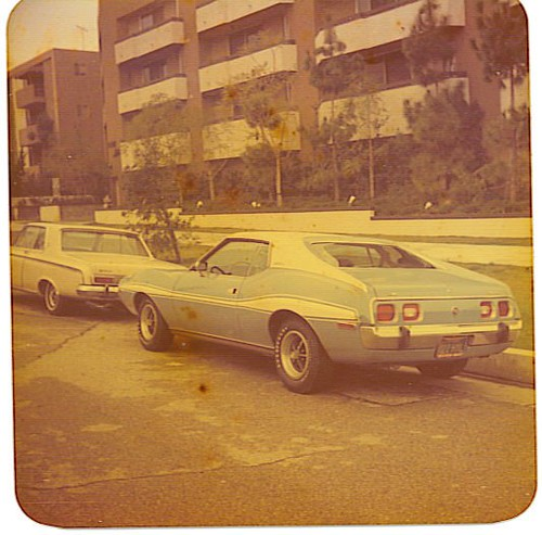 My 1973 AMC Javelin