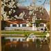 Crawley village, Hampshire