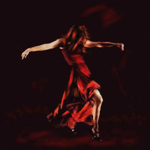Sangre Flamenca