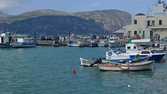 Karpathos port