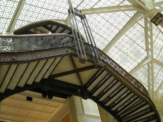 Kuva The Rookery lähellä Cook County. chicago architecture buildings illinois downtown tour skyscrapers south historic il rookery chicagoarchitecturefoundation